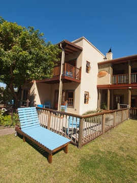 Storms River Accommodation outside view