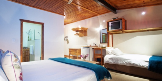 Triple Room | Storms River Guest House