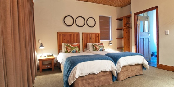 Twin Room  | Storms River Guest House