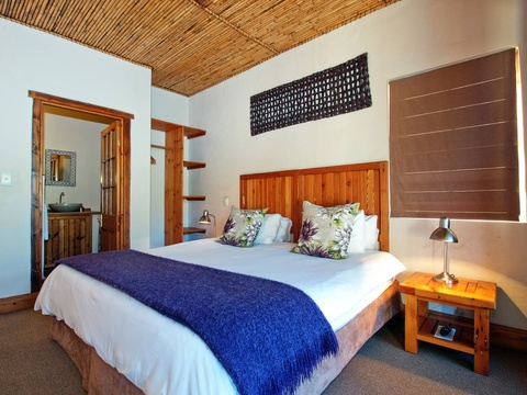 Storms River Accommodation Triple Bed