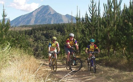 Tsitsikamma Biking Trails