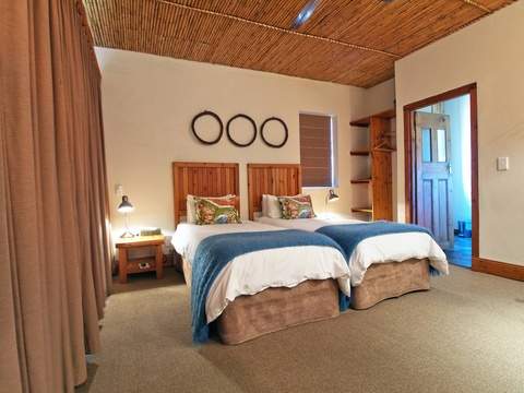 Tsitsikamma Accommodation Twin Room
